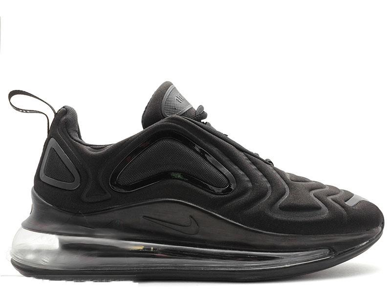 Nike Air Max 720 Черные