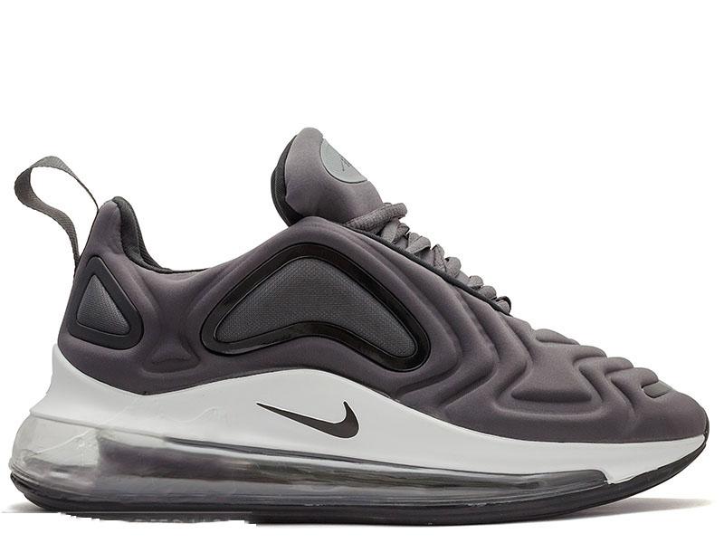 Nike Air Max 720 Черно-белые