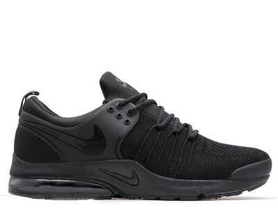 Nike Air Presto Leather All Black