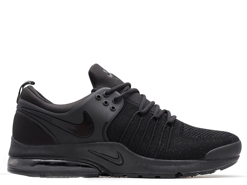 Nike Air Presto Leather All Black