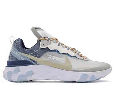 Nike Epic React Element 87 x Undercover Белые