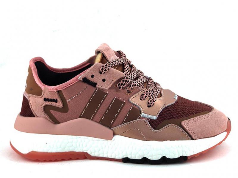 Adidas Nite Jogger Розовые