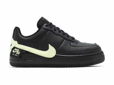 Nike Air Force 1 Low Jester XX Черные