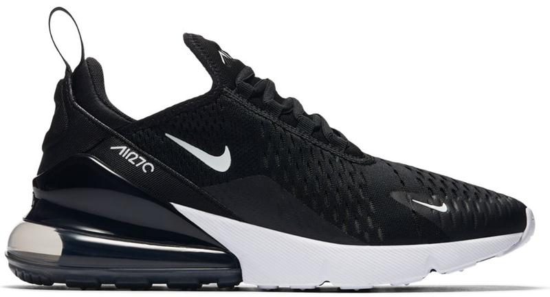 Nike Air Max 270 Черно-белые