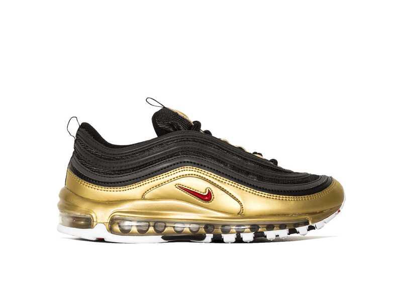Nike Air Max 97 Black/Gold