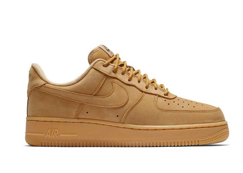 "Nike Air Force 1 Low ""Flax"" Brown"