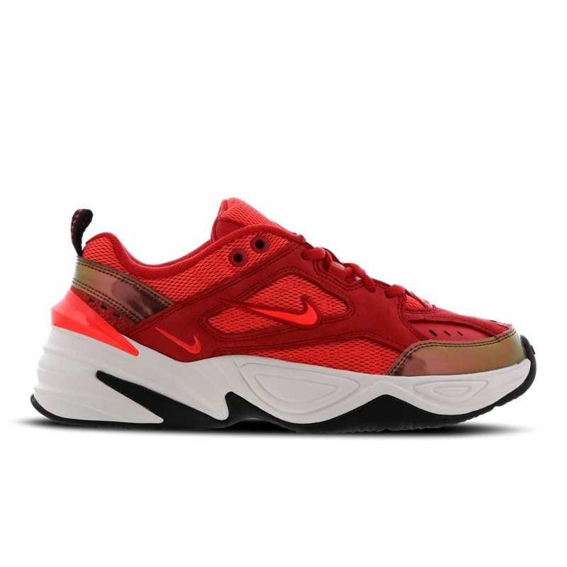 Nike Mk2 Tekno Red Suede
