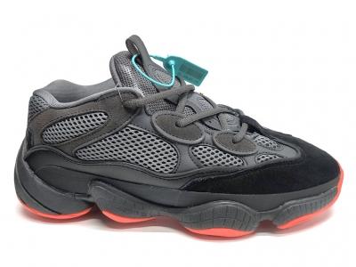 Adidas Yeezy 500 Grey/Orange