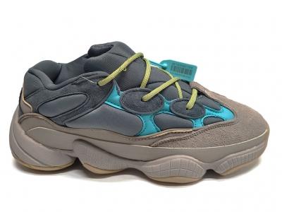 Adidas Yeezy 500 Grey/Blue